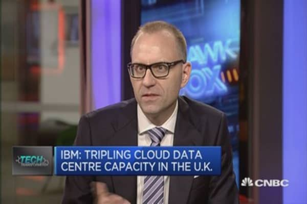 Cloud moving from cost-saving to a platform for innovation: IBM
