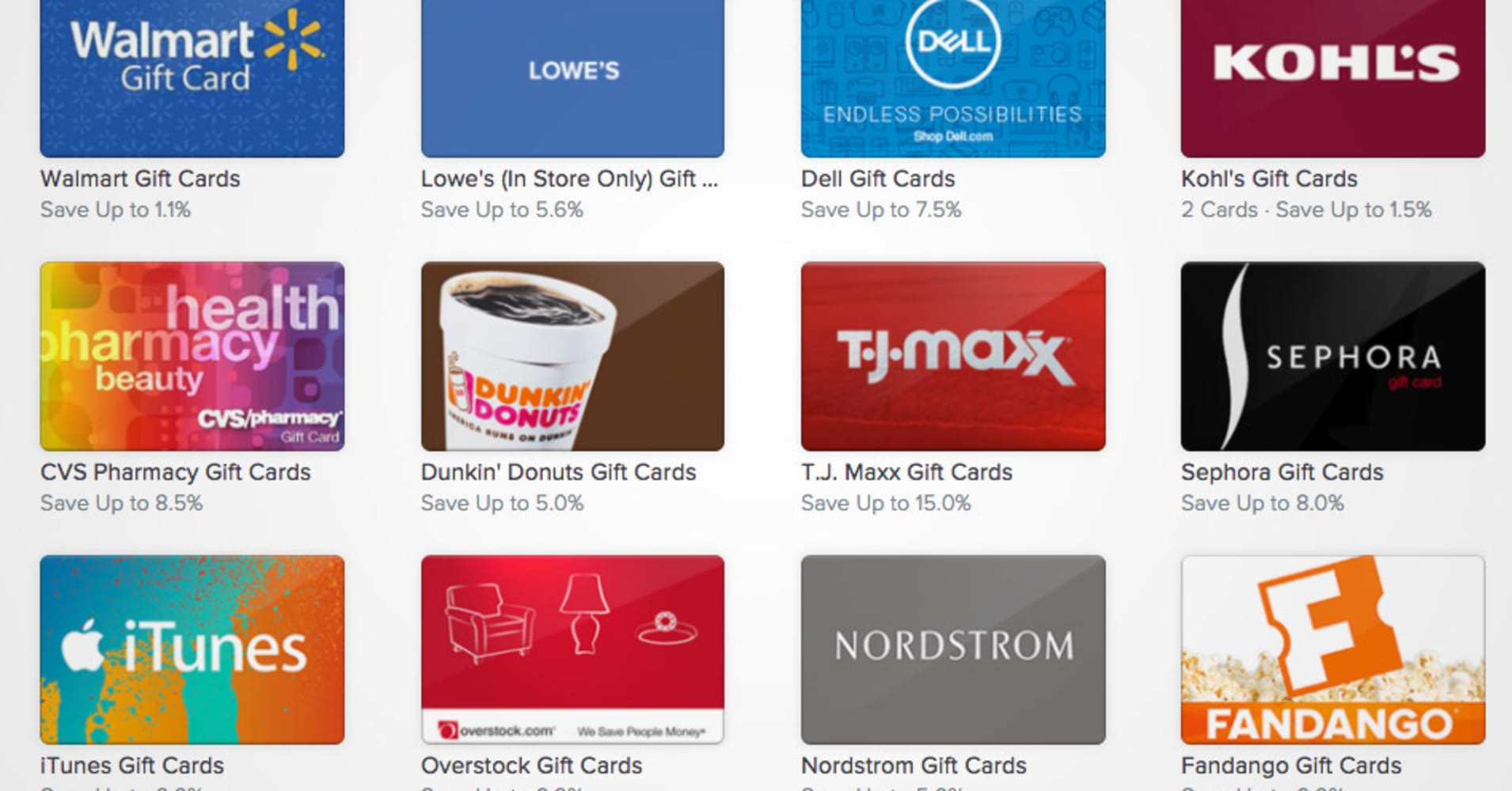 Gift card exchanges can save you up to 35 percent xflitez Gallery