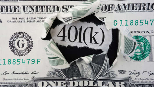 Congressional Scrooges Want To Cut 401k Contribution Limit