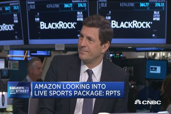 Amazon looking into live sports package: RPTS