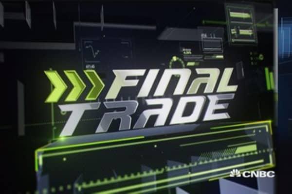 Final Trade: LOW, MCD & more
