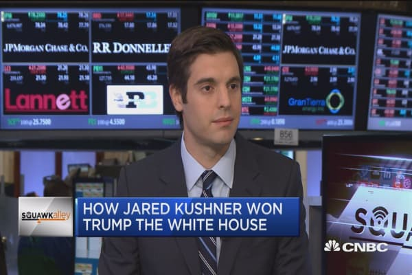 How Jared Kushner won Trump the White House