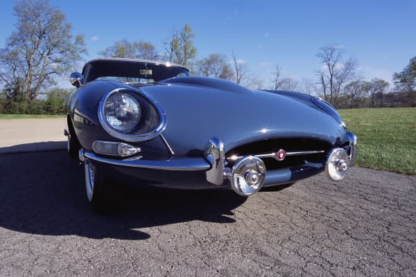 1964 Jaguar XK-E Roadster