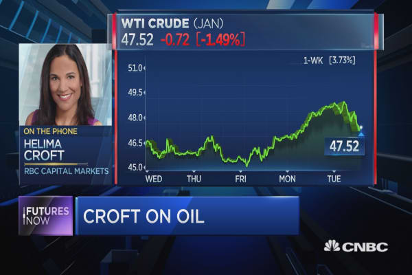 Here's why OPEC will pull through: RBC Strategist
