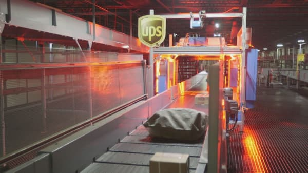 How UPS is using big data to transform the future of package deliveries