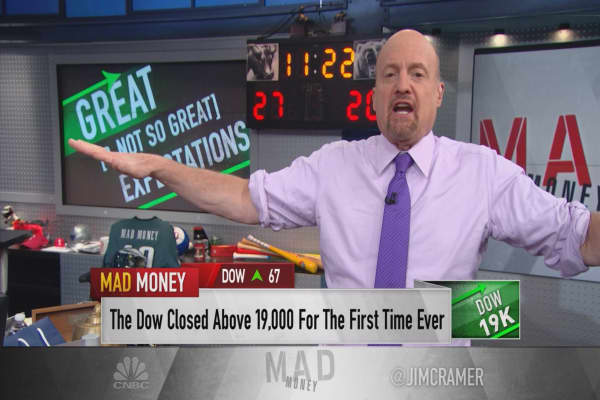 Cramer's shocking upside surprises that turned the tide on Wall Street