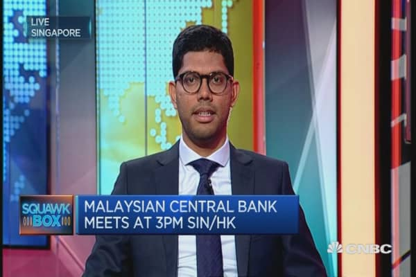 Malaysia shouldn't intervene in the ringgit: Expert