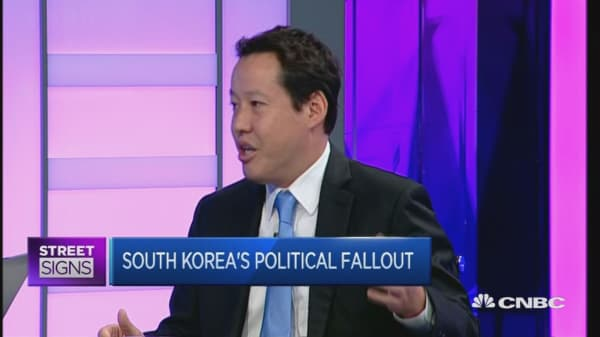 Why this strategist is long Korean won, short euro