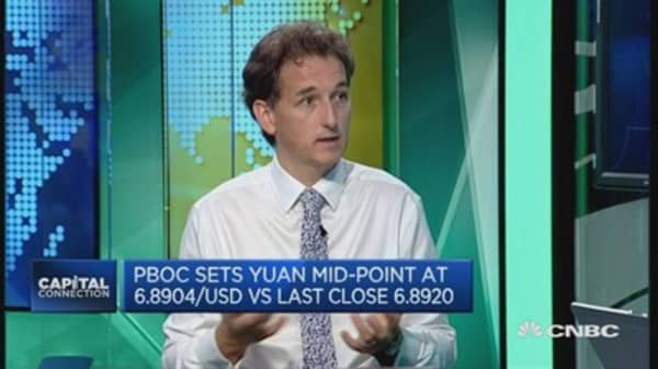 Should you be concerned about yuan weakness?