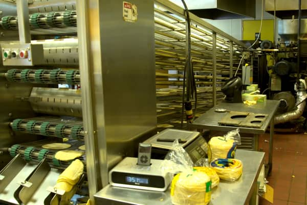 Adelo Ramirez' tortilla factory, in operation since 2006, was netting the business only $196 each day and wasn't complying with U.S. safety codes.