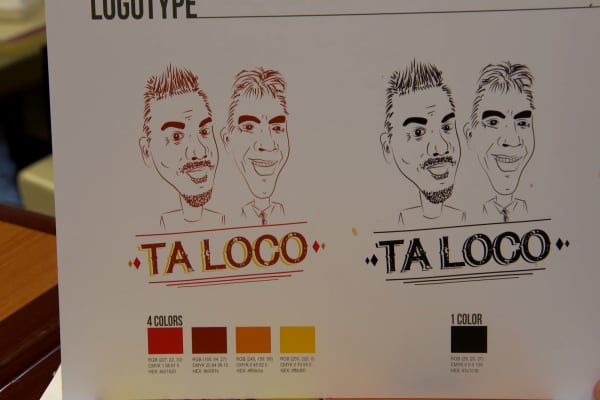 "Partnering with actor and comedian George Lopez and using his face on all of ""Ta Loco's"" branding helps separate the brand from its competitors."