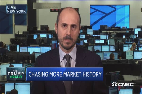 Krosby: Market needs new money to come in