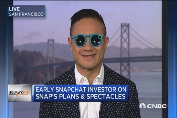 Snap's Spectacles rollout very popular: Liew