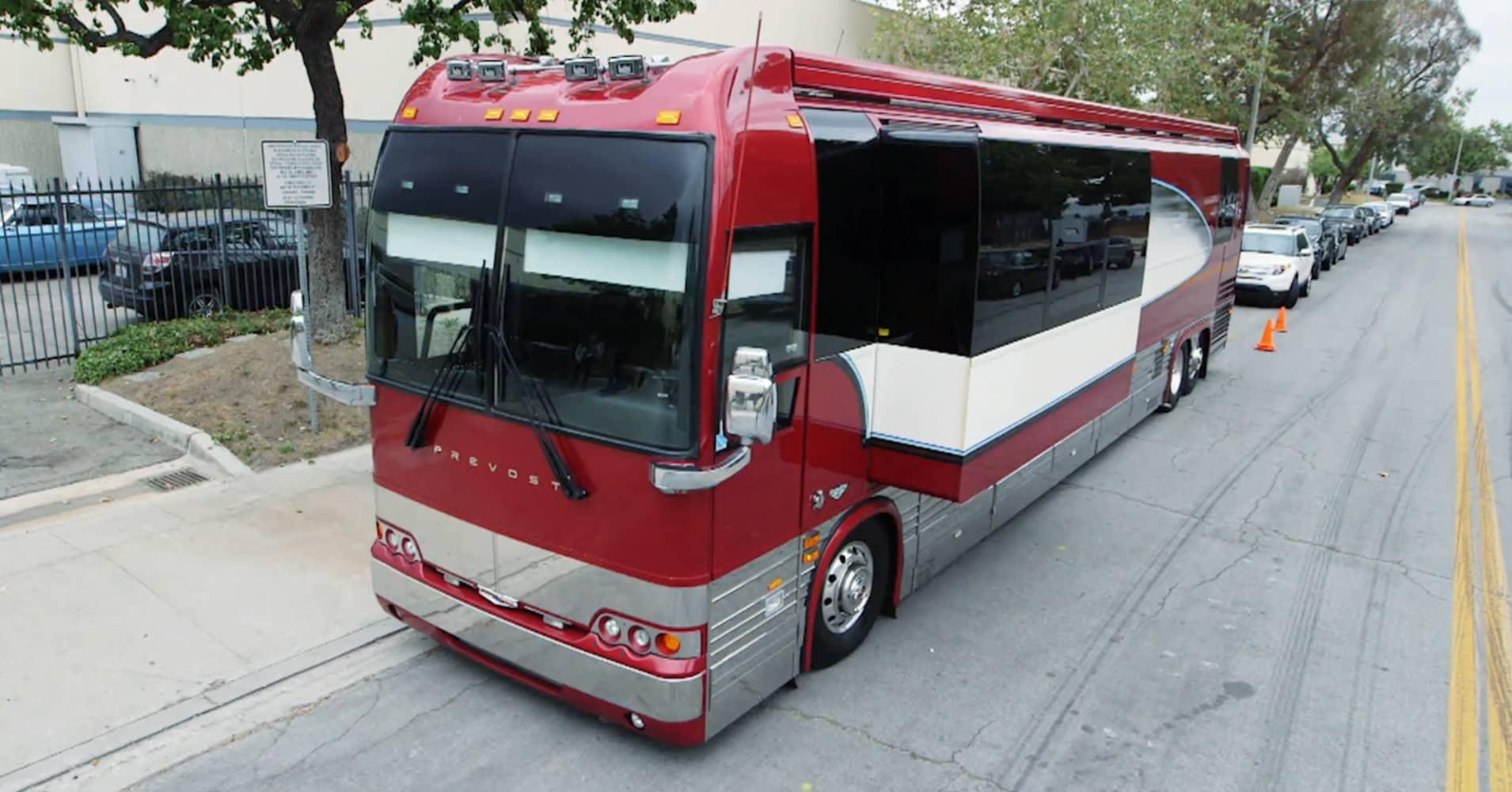 Investor Bus Tour
