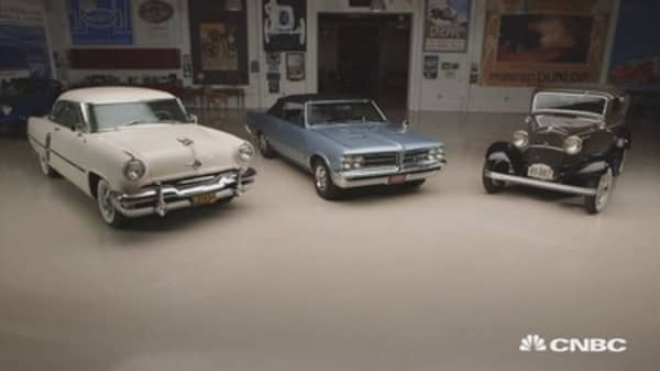 These 3 cars all inspired songs, but only one really appreciated in value