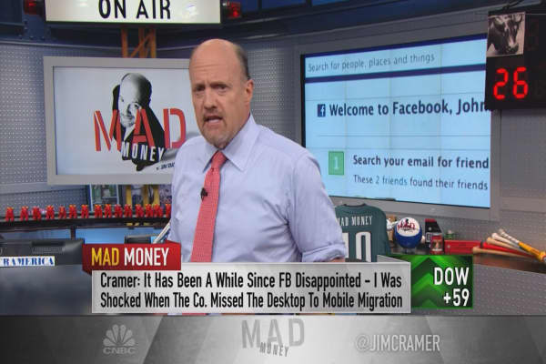 Cramer's tips for finding a stock with an explosive growth story
