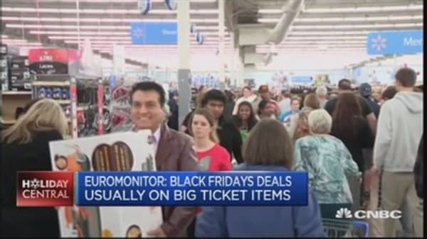 Black Friday 'here to stay' in UK: Analyst