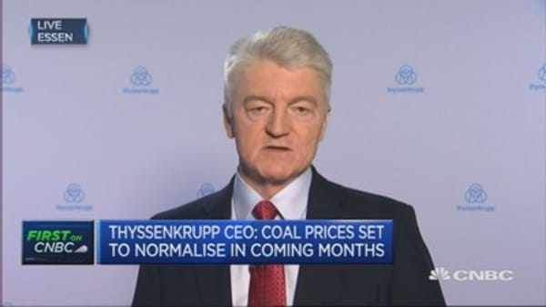 US is an important market for us: ThyssenKrupp CEO