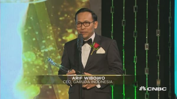 Indonesia Business Leader of the Year: Arif Wibowo