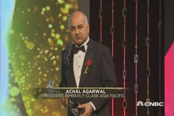 Asian Business Leader of the Year: Achal Agarwal