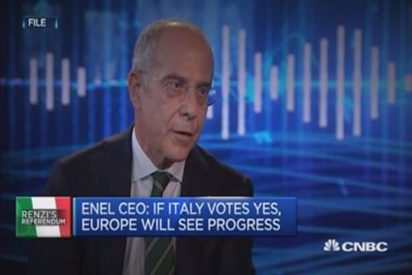 Italy's reform referendum: What Italian businesses think