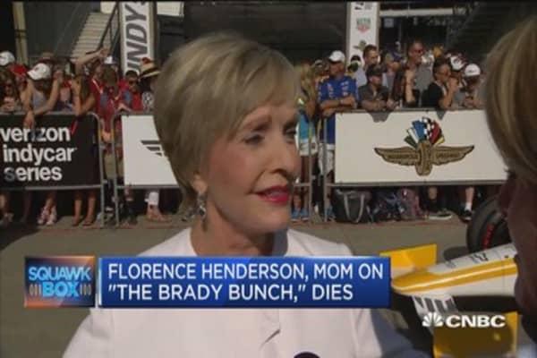 Florence Henderson dies at age 82