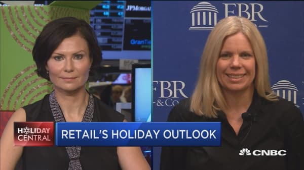Anderson: Retailers feel need to promote earlier