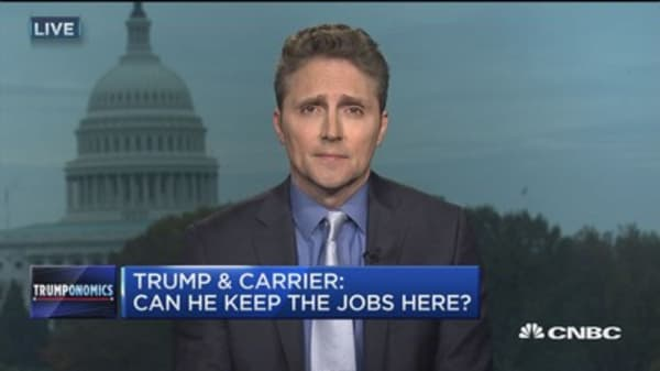 Can Trump bring jobs back to the US?
