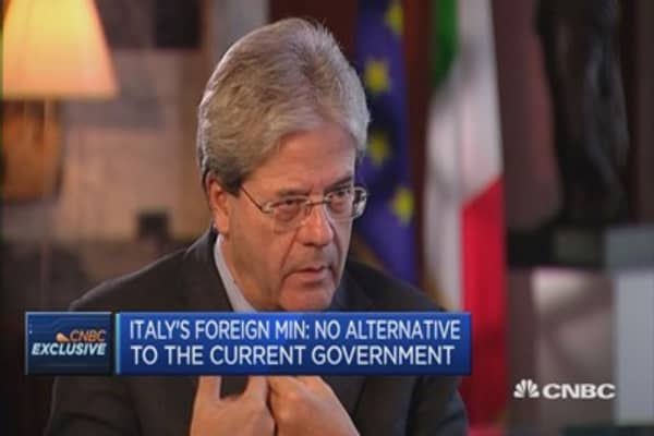 If 'Yes' wins Italy will be more stable: Foreign Affairs Minister