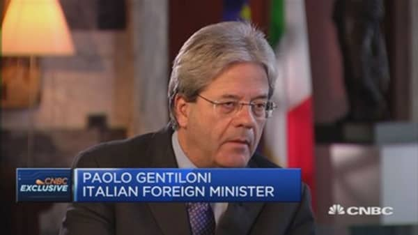 US is our main partner and ally: Italy foreign min