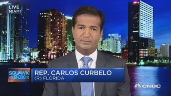 Rep. Curbelo: Trump's Cuba policy should hold country accountable