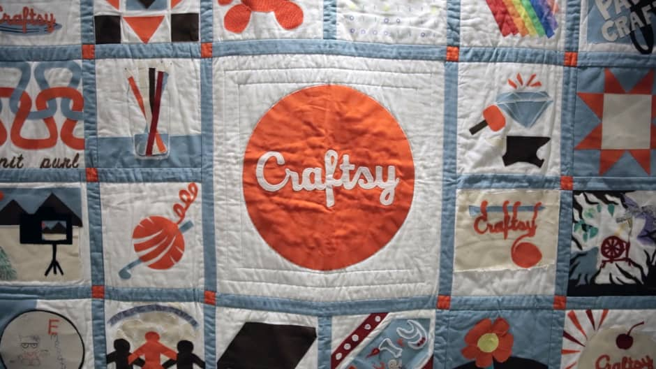 Quilting is a $3 billion industry in the U.S.