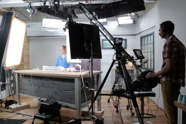 "Craftsy videos are more highly produced than a typical ""How To"" video on YouTube."