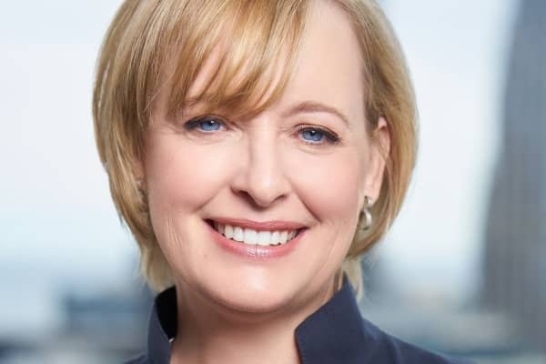 Julie Sweet, CEO of Accenture's North America business.