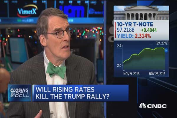 Grant: Trump's markets are set up for Trump's success
