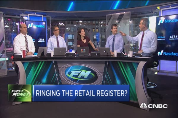 Is it time to ring the register on the retail trade?
