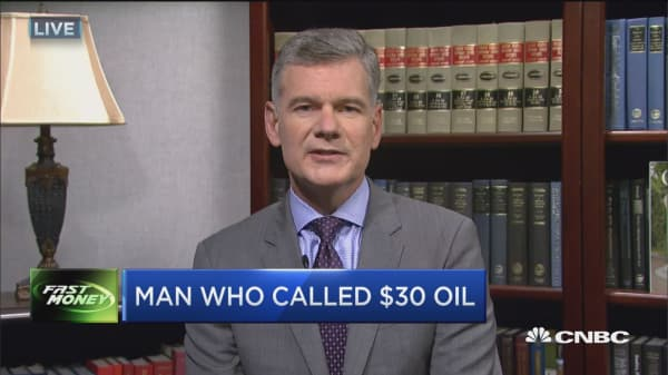 Man who called $30 oil: Odds slightly in favor of OPEC cut