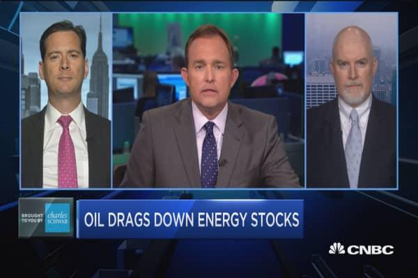 Drilling down on energy stocks