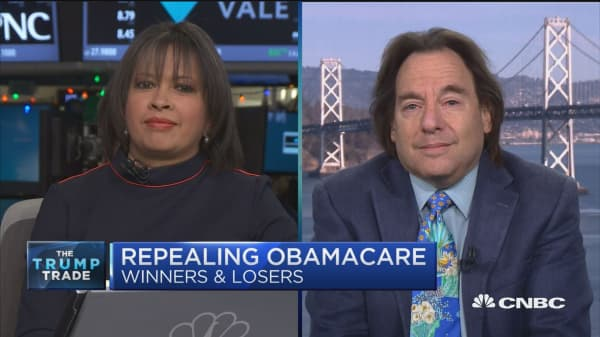 Winners & losers from repealing Obamacare
