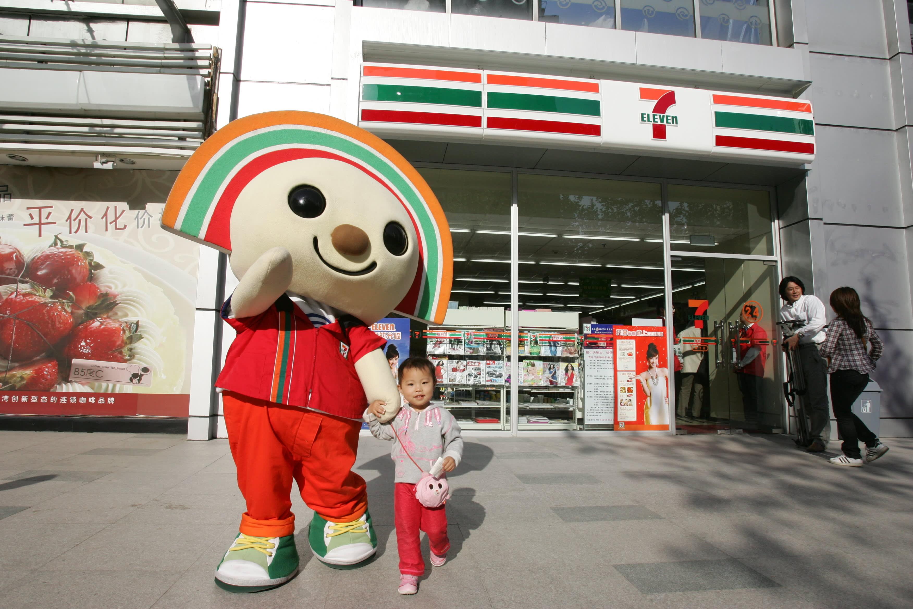 Chinas Convenience Store Segment Booms 7 Eleven Familymart Ones