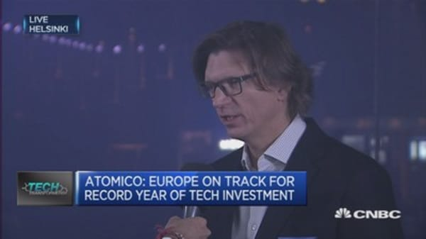 Europe tech is 'on fire', deep tech thriving: Atomico Founder