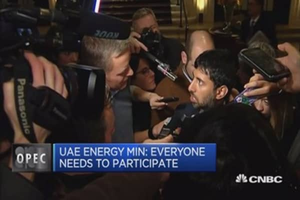 UAE oil min: Everyone needs to participate