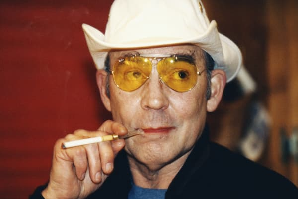 Hunter S. Thompson (1937 - 2005)