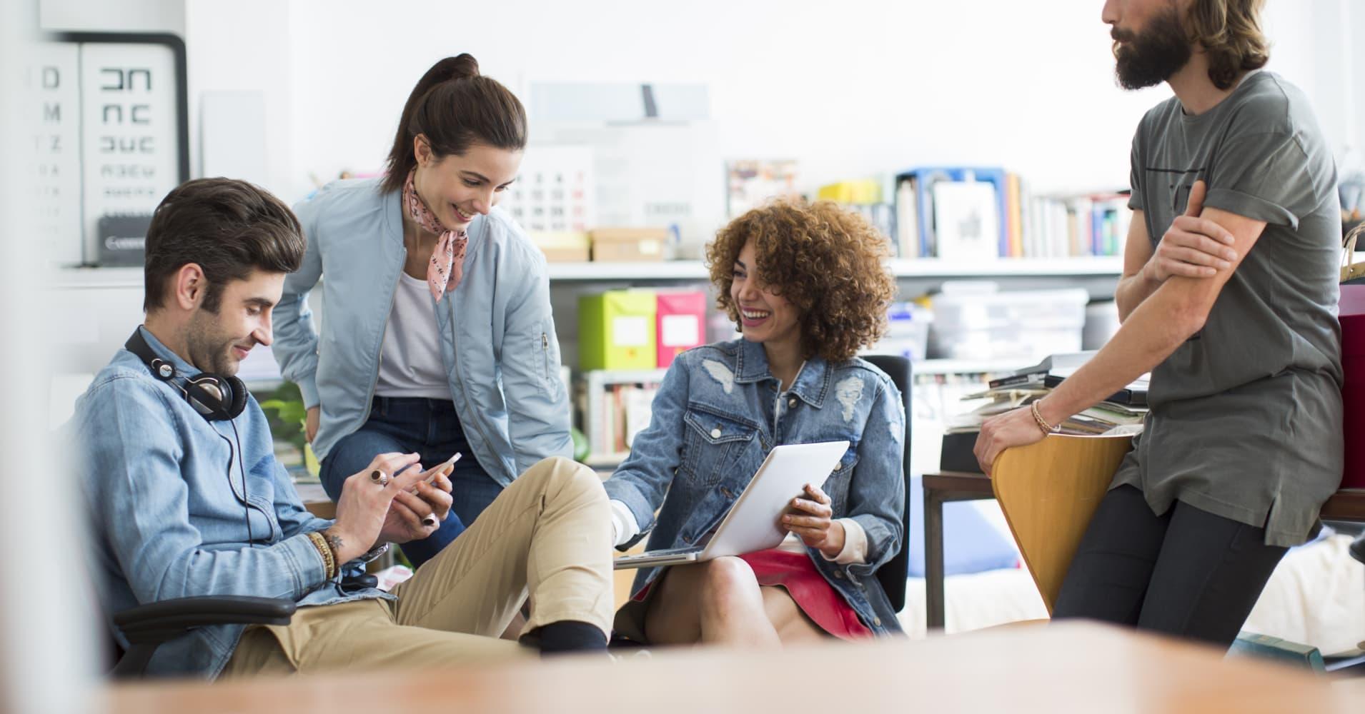 Op Ed 5 Ways Millennial Leaders Are Surprising