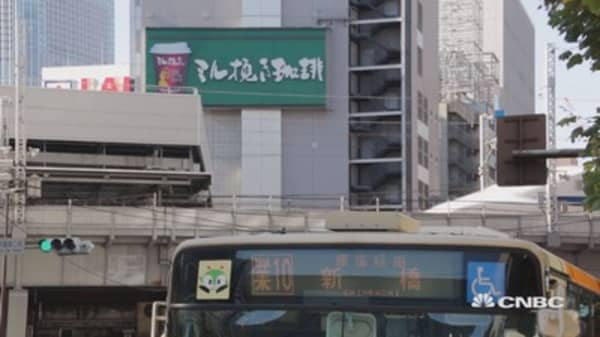 Japanese construction goes green