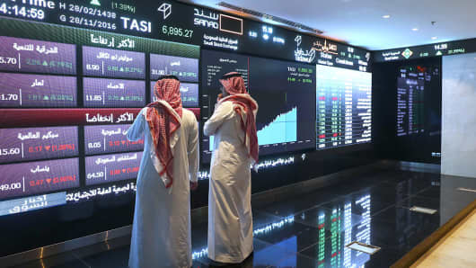 WEF: Saudi Arabia's inclusion in benchmarks will change the