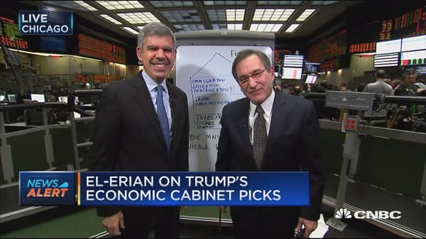 El-Erian: Good policy gets made at the intersection of the economy, markets and politics