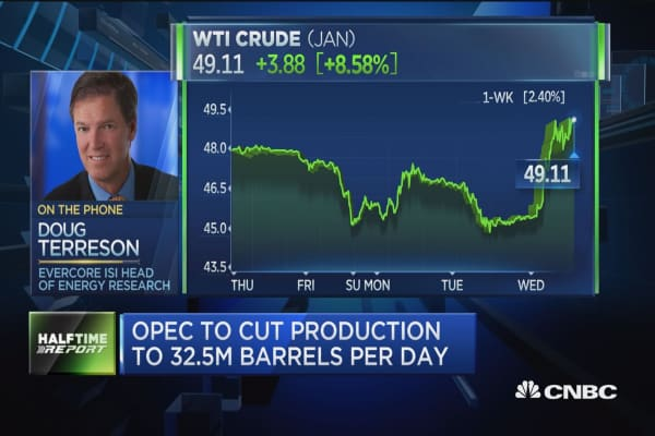 Terreson: Unknowns still remain in OPEC output deal