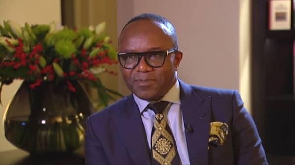 Oil market rebalancing efforts were crawling: Nigerian oil minister
