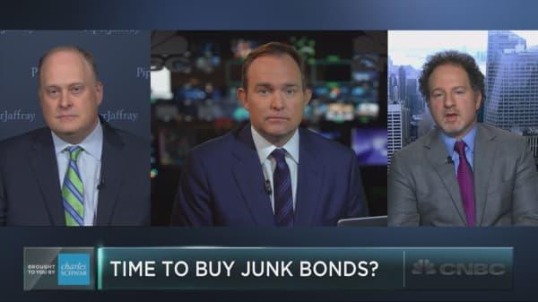 High yield bonds lag stocks – turnaround ahead?